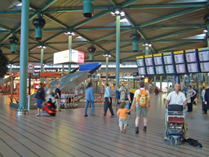 schiphol Schiphol breidt bekendste lounge uit voor passagiers 