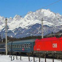 Ski-trein start probleemloos het winterseizoen