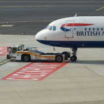 De pineut bij British Airways