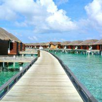 Malediven onder water