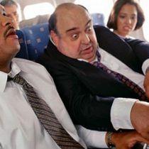 Wie wil je niet in het vliegtuig zien?
