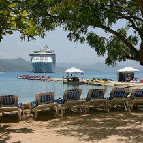 Caribische cruises blijven aanmeren op Haïti