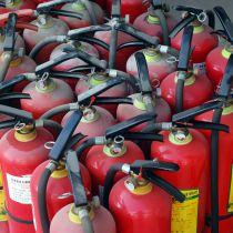 Brandblussers verplicht in de auto