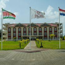 Suriname: dé hotspot van 2010