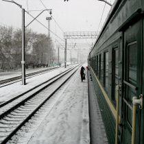 Trans-Siberische treinrit op Google Maps