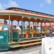 Aruba krijgt tram