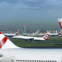 Staking British Airways begonnen