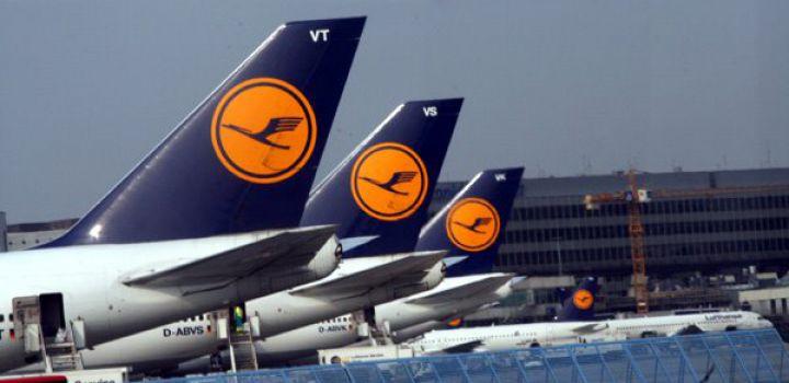 Stakingen bij Lufthansa