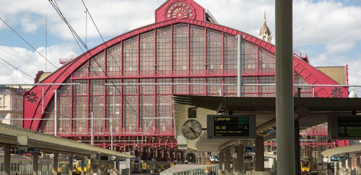 Ramp legt treinverkeer België lam