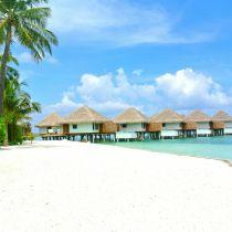 Je leven lang gratis naar de Malediven