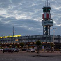 Rotterdam Airport verleden tijd