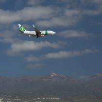Vliegverkeer van en naar Canarische Eilanden ligt plat