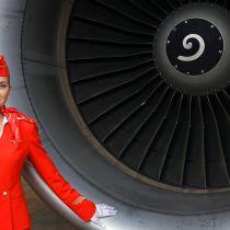 Stewardessenuniform geld waard in Japanse seksindustrie