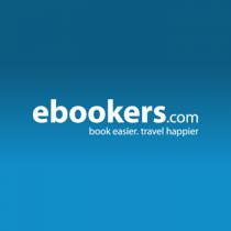 Geen reserveringskosten op hotels via ebookers