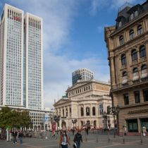 Stedentrip naar Frankfurt