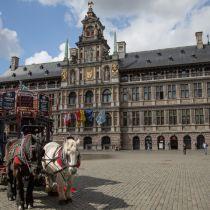 Koninginnedag in Antwerpen