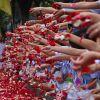 Toeristen geen last van onrust in Bangkok