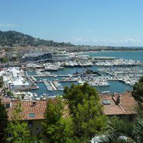 Crisis goed voelbaar in Cannes