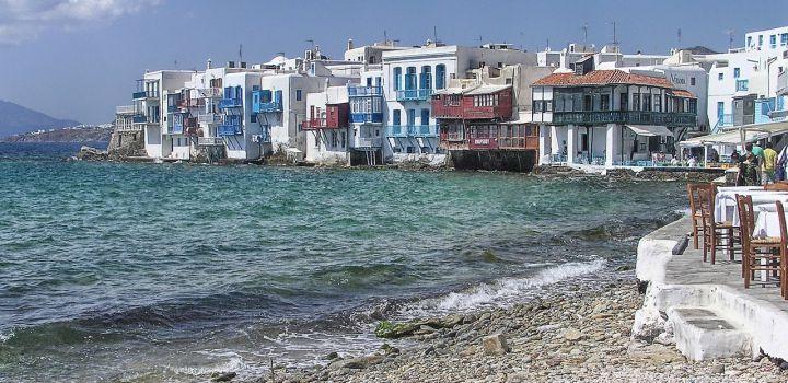 Griekenland wordt vooral via specialisten geboekt