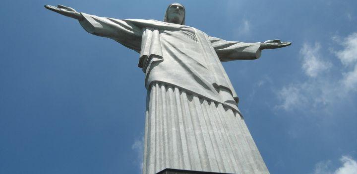 Christusbeeld in Rio niet bereikbaar