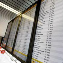 Nederlands luchtruim deels gesloten door aswolk