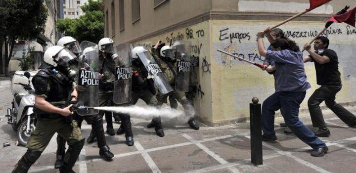 Veiligheidsrisico's in Griekenland