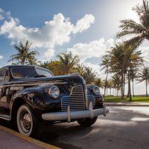 Oude auto's verdwijnen uit straatbeeld South Beach