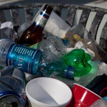 Afval in Amerika