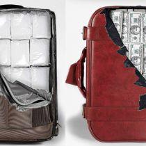 Herken je koffer vol cocaïne
