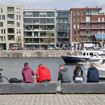 Antwerpen piekt deze zomer