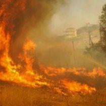 Laatste nieuws bosbranden Samos