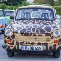 Trabants steeds zeldzamer in Berlijn