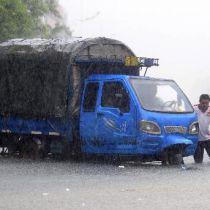 Overstromingen China
