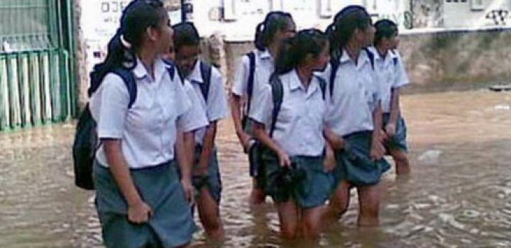 Overstromingen in Bangkok gevaarlijk voor toeristen?