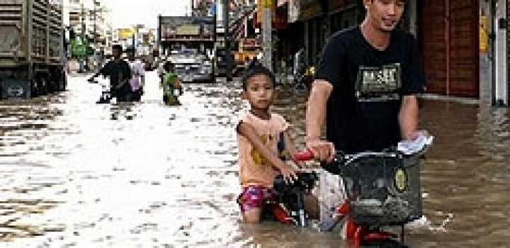 Overstromingen in Thailand? Geen zorgen voor toeristen