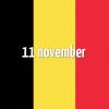 Winkels België gesloten op 11 november