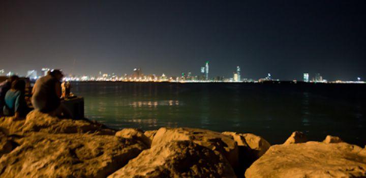 Chillen in Abu Dhabi