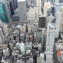 New York met kerst vanuit helikopter bekijken?