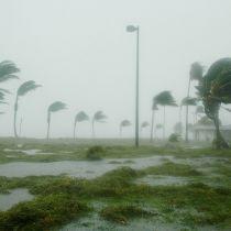 Curaçao zwaar gehavend na noodweer