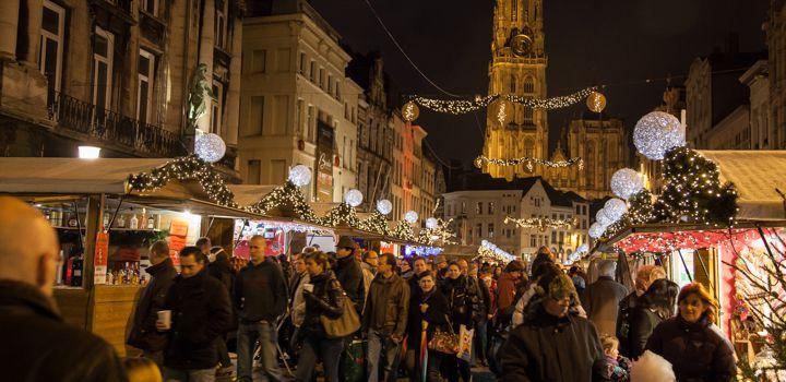 Koopzondag 12 december in Antwerpen