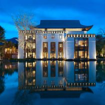 Eerste St. Regis Resort in Tibet