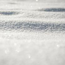 Sneeuw ramp voor reizigers