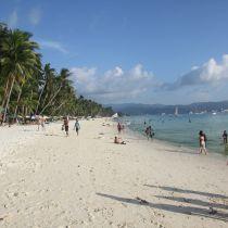Seksverbod op strand Boracay?