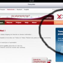 Internet in Thalys? Vergeet het maar!