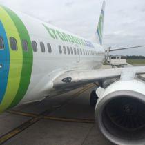 Betalen voor bagage bij Transavia