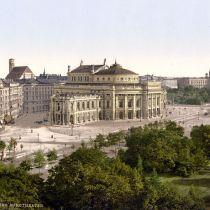 Stedentrip naar Wenen vanuit een mooi hotel