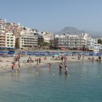 Spanje weer ongekend populair