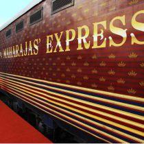 Met een luxe privétrein door India