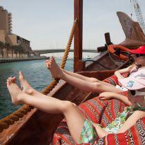 Vakantie in Dubai met kinderen