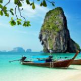 Krabi in Thailand getipt door The New York Times